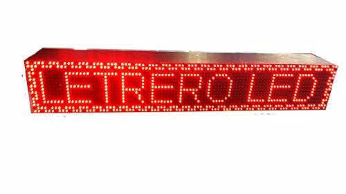 PANTALLA LED PROGRAMABLE PARA EXTERIOR E INTERIOR/LETRERO LUMINOSO/CAR