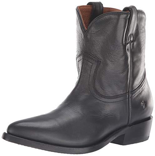 FRYE Damen Billy Short Boot, Schwarz (schwarz), 39 EU