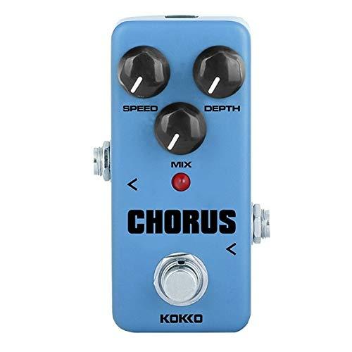 SUNXK Guitarra eléctrica Efectos Pedal Adaptador de corriente Suministro Guitarra Instrumento Cable...