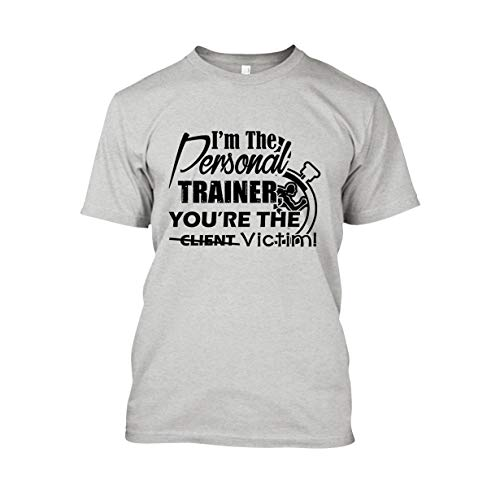 personal shirts EZARO I'm The Personal Trainer Unisex T Shirt, Tee Shirt, Clothes