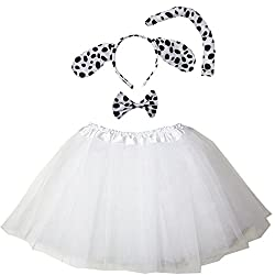 The 10 Best Dalmatian Costumes For Kids