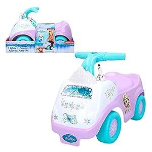 Disney Correpasillos camión interactivo, Frozen (Colorbaby 46350)