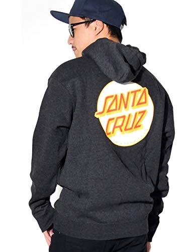 (サンタクルーズ) Santa Cruz パーカー 大きいサイズ メンズ USAモデル B系 スケーター ブランド ロゴプリ...