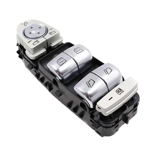 YSAZA Nuevo Interruptor de Espejo de Ventana eléctrica Derecha, para Mercedes Benz Viano W447 4475450413 A4475450413