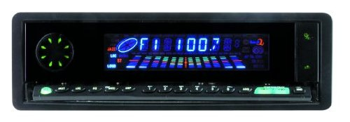Boss RDS4700MP3, CD - RDS/MP3 Receiver + CD Changer Control with innovative stealth display, car radio
