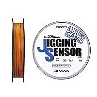ダイワ(Daiwa) PEライン UVF ジギングセンサー+Si 200m 2号 24lb マルチカラー