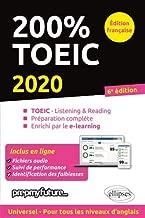 Livres 200% TOEIC - Listening & reading - 6e édition 2020 ePUB, MOBI, Kindle et PDF
