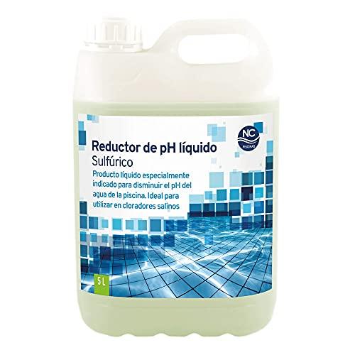 Reductor PH+ líquido (sulf. 15%) para Uso doméstico 5 L