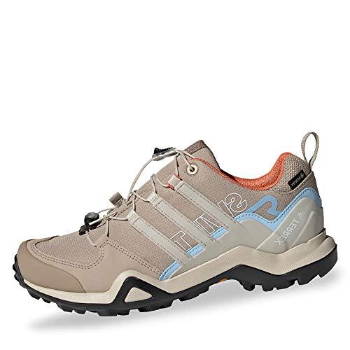 adidas Terrex Swift R2 GTX Shoes Damen Trace Khaki/Collegiate Brown/Glossy Blue SchuhGröße UK 5,5 | EU 38 2/3 2019 Schuhe
