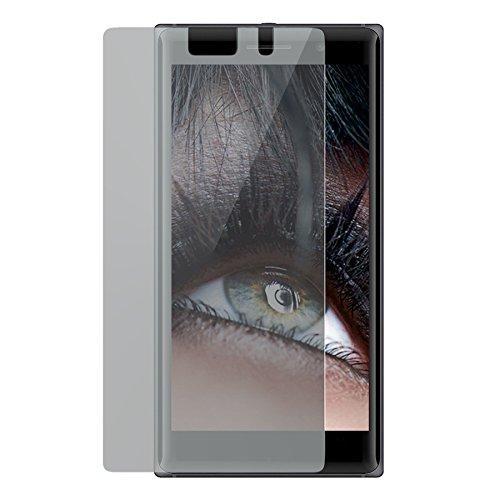 mtb more energy® Schutzglas für Nokia Lumia 830 (5.0'') - Tempered Glass Protector Schutzfolie Glasfolie