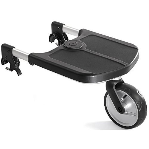 Mutsy Igo and Evo Stroller Step-up Board Attachment, Black by Mutsy