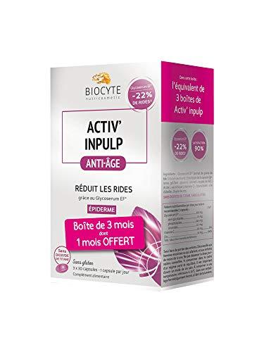 Biocyte Activ' Inpulp Kapseln 3 x 30