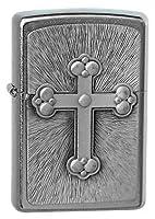 Zippo ジッポ ジッポー ライター Gothic Cross 1300081