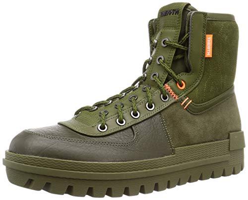 Zapatillas Deportivas de Hombre NIKE XARR en Cuero Verde y Ante BQ5240-200