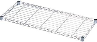 アイリスオーヤマ ラック メタルラック パーツ 棚板 防サビ加工 幅80×奥行35cm 耐荷重50kg ポール径19mm スチールラック サビに強い SEM-835T