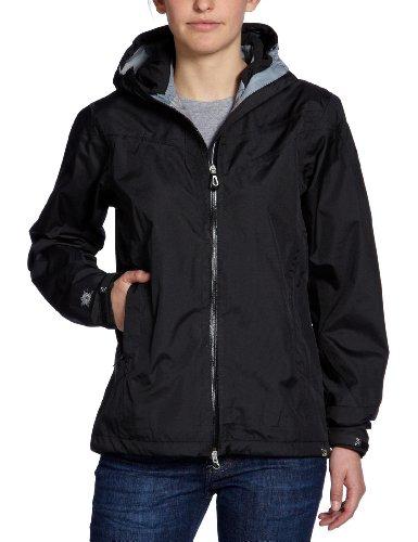 Salewa 00-0000022685 Veste Powertex pour Femme Squamish Noir Taille 46 cm