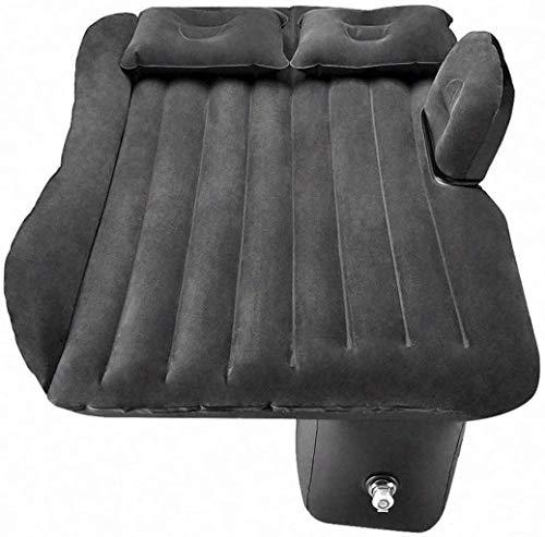 WBMKH Cama de Viaje Viajes Bed 142 * 88cm de Aire del Coche colchón Inflable Viajes Bed Universal for Auto Asiento Trasero de la Almohada del sofá al Aire Libre Colchoneta