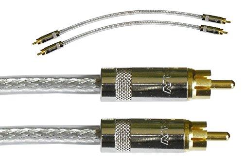 Pötter High-End Phonokabel 300mm Länge