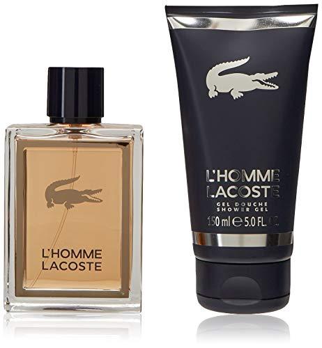 L'Homme Lacoste Men Set EDT 100ml + Shower Gel 150ml