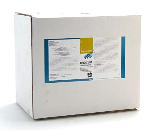 Colkim BROCUM Light Blocs paraffiné compact 10 kg