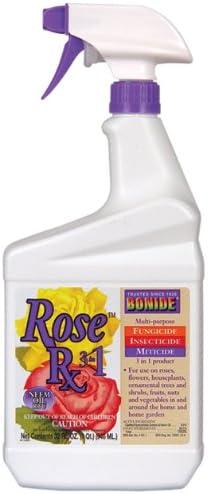 Bonide Rose Product discount Rx 3 Qt 1 In