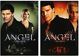 Angel - The Complete Seasons 4 & 5 DVD