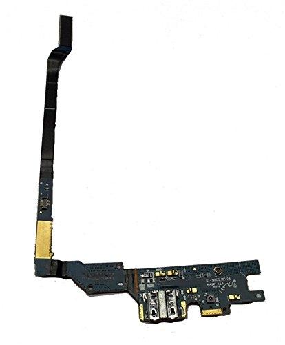Sintech Micro USB Buchse passend für Samsung GT-I9505 Galaxy S4 + Mikrofon Flex