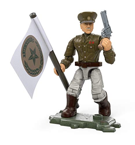 Mega Construx - Call of Duty GFW72 - Heroes Serie 5 - General Davis