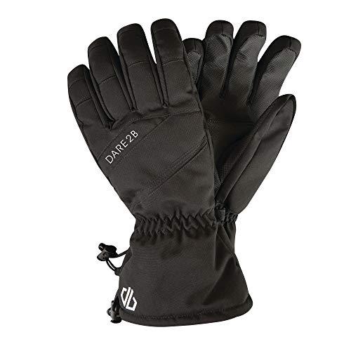 Dare 2b Heren Hold op Waterdichte en Ademende Thinsulate Gevoerd en Geïsoleerde Ski en Snowboard Winter Handschoen Met Grip Palm en Duim