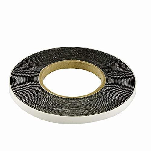 Kompriband 20/4 anthrazit 8 m Rolle, Bandbreite 20mm, expandiert von 4 auf 20mm, Fugendichtband, Komprimierband