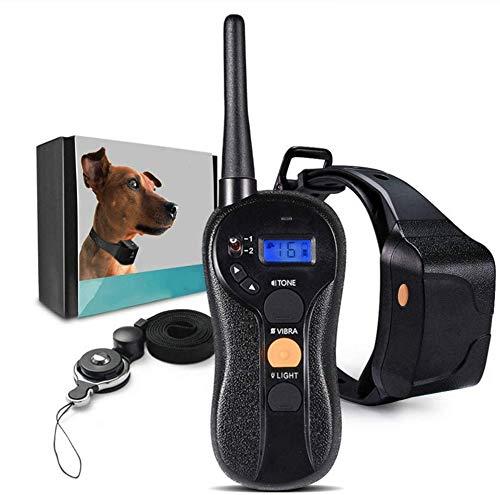 Eine Für Einen Hund Training Gerät, Rinde Stopper, 300M Wiederaufladbare Wasserdicht, Fernbedienung Hund Training Gerät, Pet Liefert