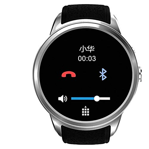 Great Deal! ZKKZ Smart Watch WiFi Adult Phone Watch Waterproof Quad-Core Android Student Card Round ...