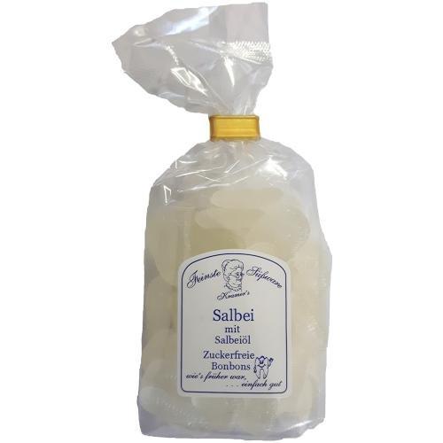 Zuckerfreie Salbei-Bonbons, 120g