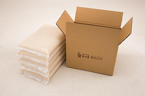 『新米 令和2年産 新潟県ながおか産 コシヒカリ 25kg 特別栽培米 <玄米または精米> (精白米4.5kg×5袋)』のトップ画像