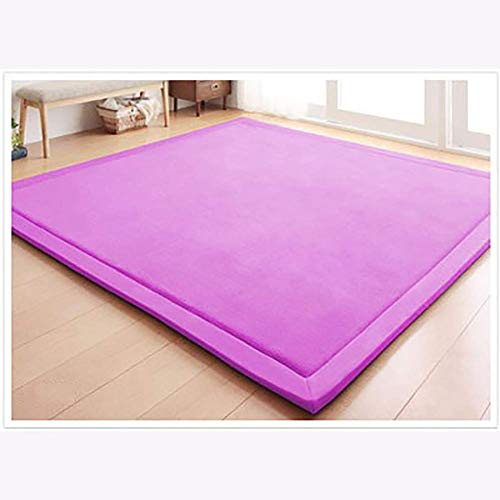 Save %13 Now! Coral Tatami Floor Mat Plus Thick Breathable Mattress Soft Thickened Futon Mattress fo...