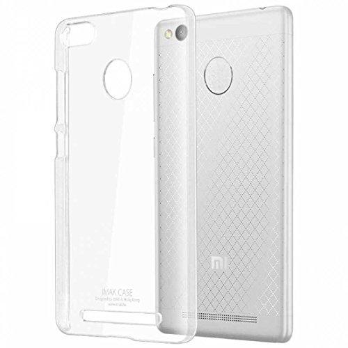 Todobarato24h Funda TPU 100% Transparente Compatible con Xiaomi Redmi 3 Pro /...