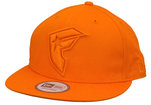New Era Famous Snapback Woodlands Orange / Orange / Camo - One-Size
