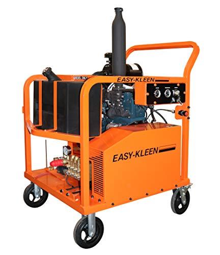 diesel powered pressure washers Easy-Kleen Industrial 5000 PSI (Diesel - Cold Water) Belt-Drive Cart-Mounted Pressure Washer