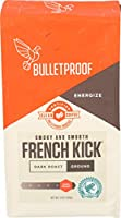 Bulletproof French Kick Dark Roast Ground 12 oz [並行輸入品]