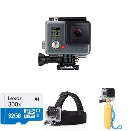 GoPro HERO+ Starter Bundle