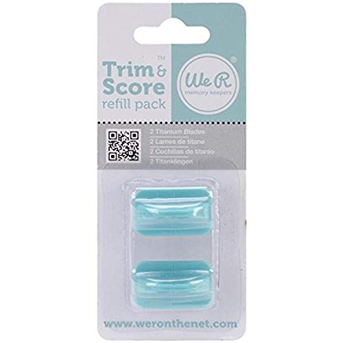 We R Memory Keepers Trim & Score Refill Blade