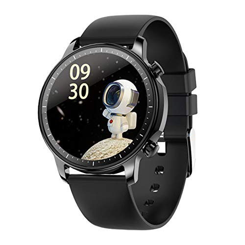 ZGLXZ V23 Pro Temperatura Smart Watch IP67 Impermeable Impermeable Toque Fitness Fitness Tracker Presión Sanguínea Dama Smartwatch para iOS Android,D