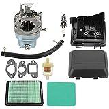 ZHANGNING Adecuado para Honda GC160 GCV160 GCV135 GC135 GCV190 HRB216 HRS216 HRR216 HRT216 HRR216 HRZ216 Kit de carburador del Motor