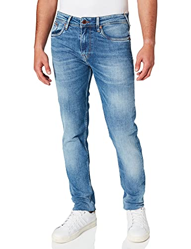Pepe Jeans Hatch Heritage Jeans, 000DENIM, 32 Mens