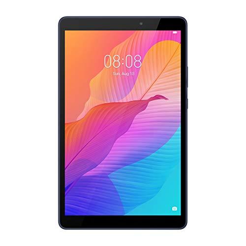 HUAWEI MatePad T 8 - Tablet de 8  con pantalla HD (WiFi, RAM de 2GB, ROM de 16GB, procesador MediaTek, EMUI 10.0, Huawei Mobile Services & App Gallery), color Azul