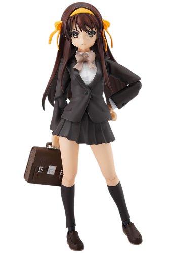 Melancholy of Haruhi Suzumiya Kouyou Academy Uniform Figma Action Figure