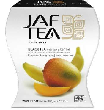 JAF TEA Pure Fruit - Mango & Banane - Karton
