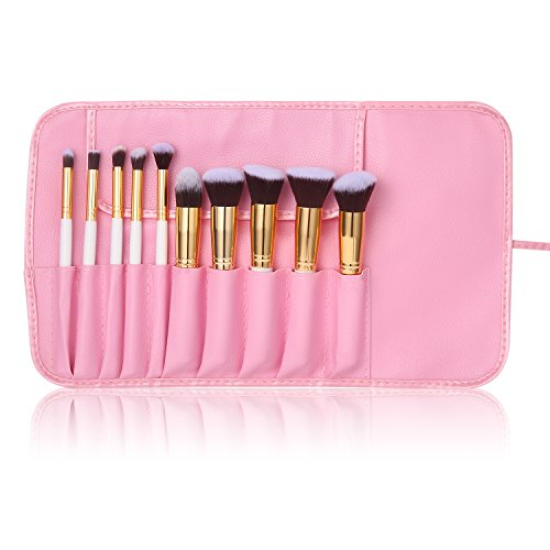 Make up Pinsel von Makeup Pinsel Set, Professionelles Makeup Set mit Pinsel, Grundierungspinsel,...