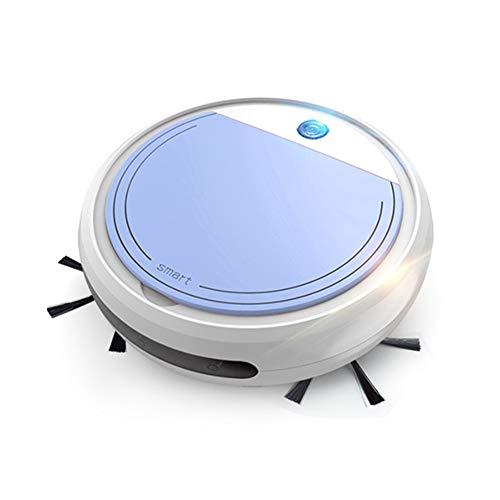 WXF Intelligente Bodenkehrmaschine, Vier-In-Einer Automatischen Bodenkehrmaschine, Intelligent Boden Ausgedehnten Roboter, Staubsauger, Feuchtwischers, UV-Sterilisator