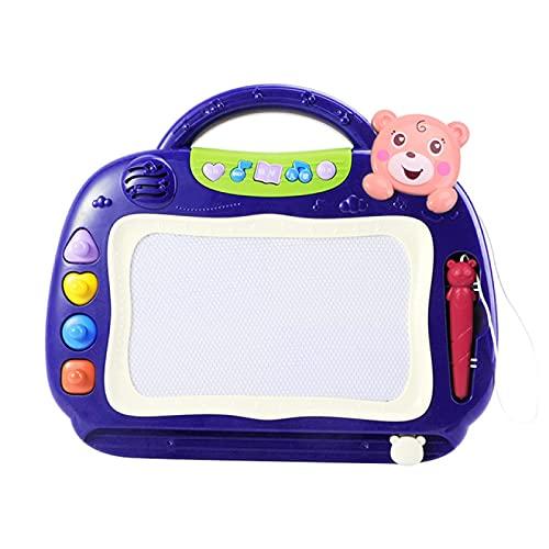 Tablero de dibujo para niños Tablero de dibujo magnético de juguete Montessori Tablero de dibujo para niños Tablero de dibujo de pintura de aprendizaje